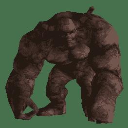 skalista małpa boss