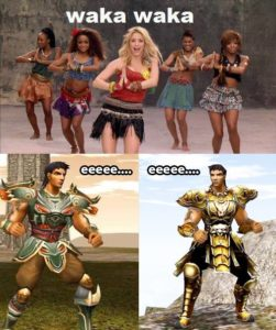 Shakira mem metin2